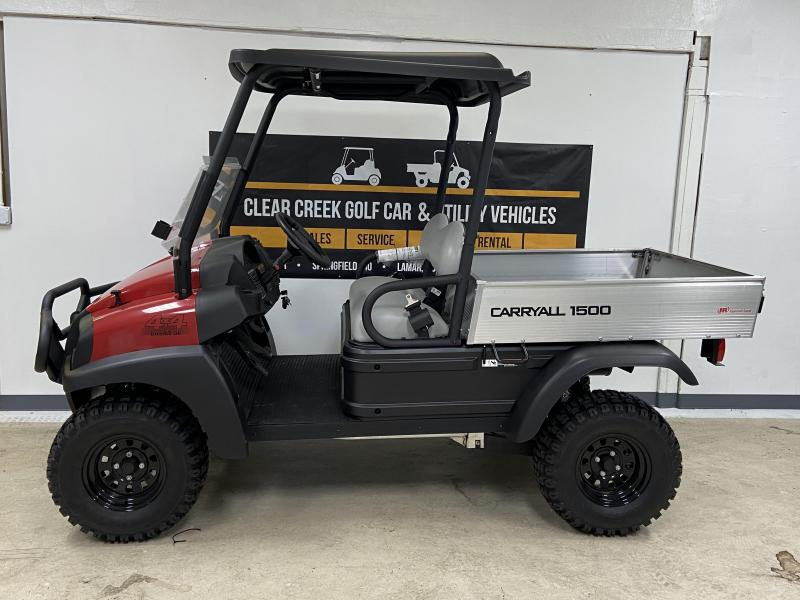 2020 Club Car Carryall 1500 Gas 4WD Utility