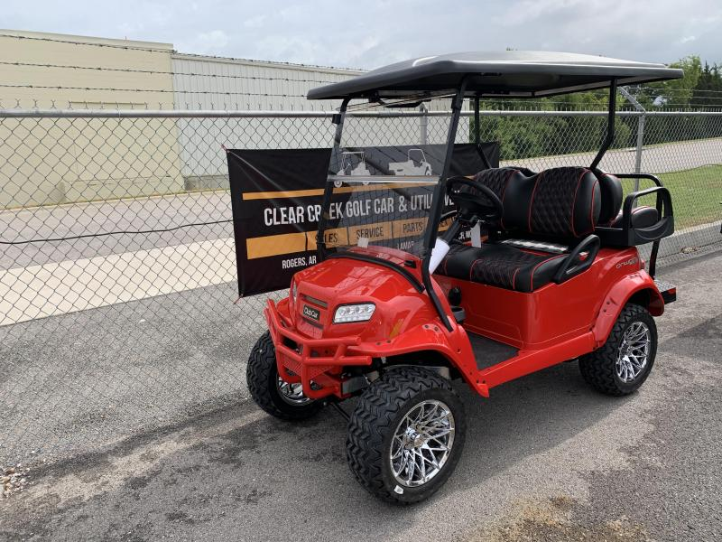 2020 Club Car Onward Blazing Comeback Golf Cart