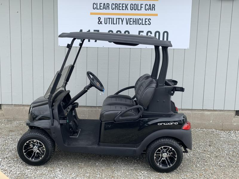 2020 Club Car Onward Electric Golf Cart