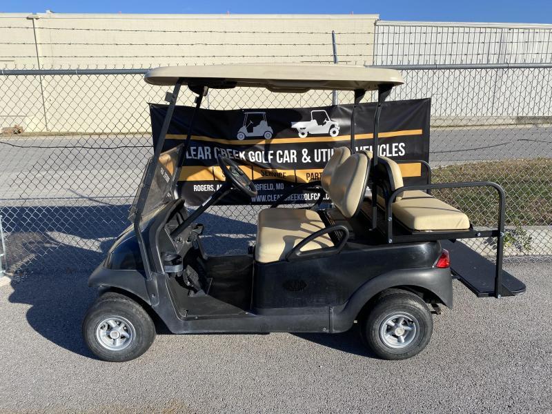 2011 Club Car Precedent Gas Golf Cart