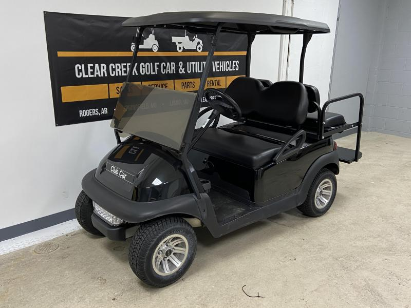 2016 Club Car Precedent 4 Passenger Gas Golf Cart