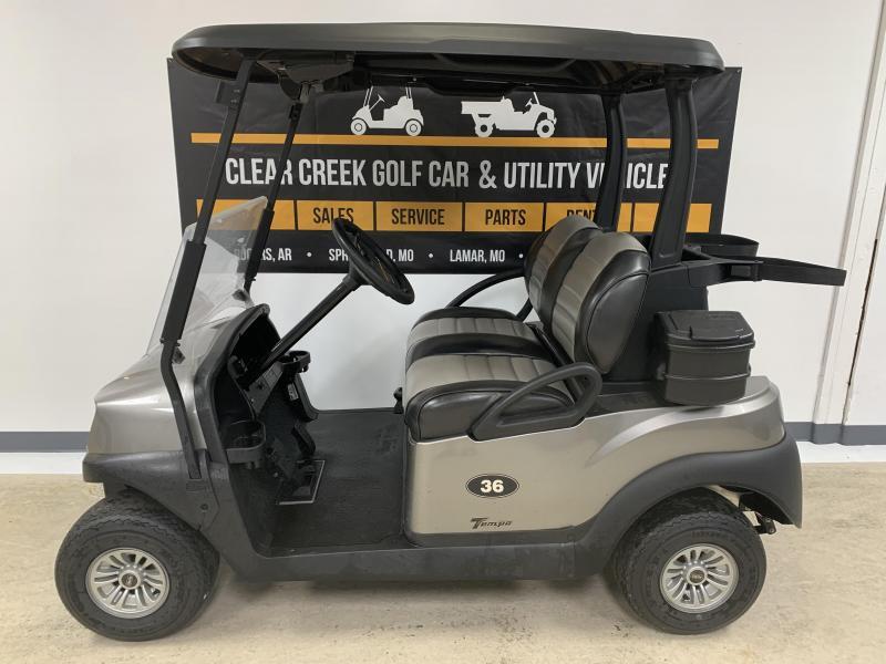 2019 Club Car Tempo Golf Cart Gas