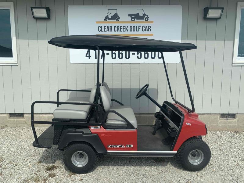 2020 Club Car Carryall 100 Gas Utility Side-by-Side (UTV)