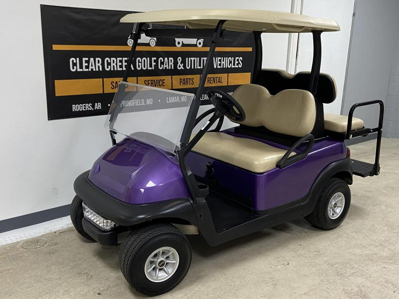 2014 Club Car Precedent 4 Passenger Gas Golf Cart