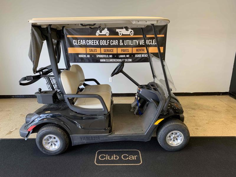 2010 Yamaha Golf Cars Drive PTVE Golf Cart