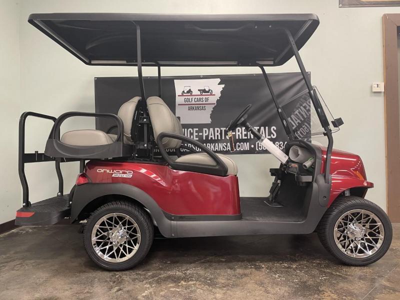 2022 Club Car Onward Lithium Golf Cart