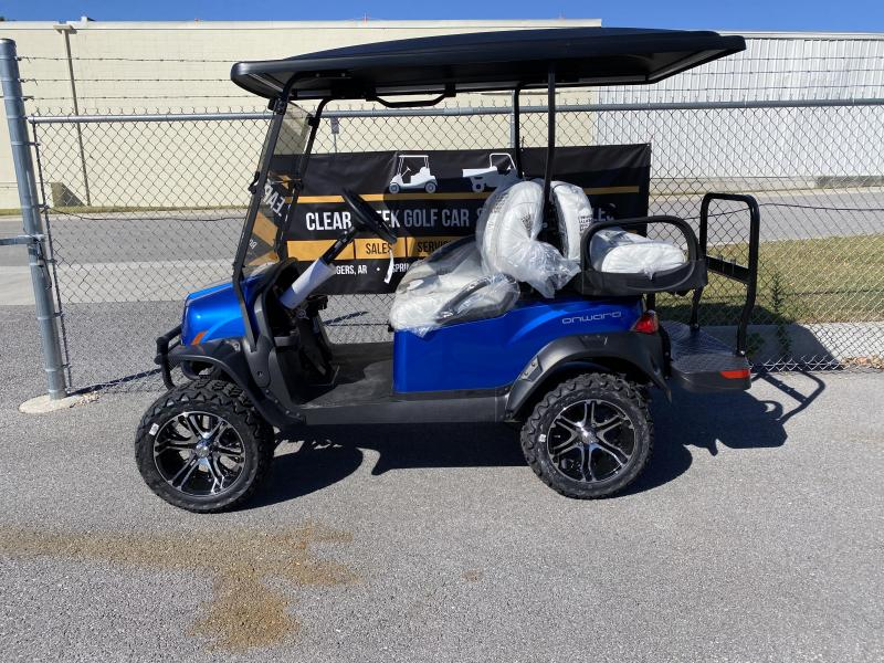 2021 Club Car Onward Gas Golf Cart