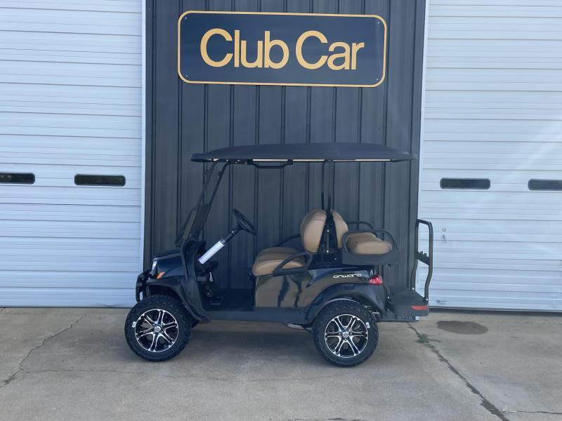 2022 Club Car Onward Gas Lifted 4 Passenger Golf Cart