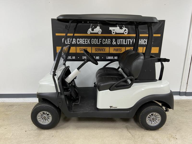 2020 Club Car Tempo 2 Passenger Gas Golf Cart