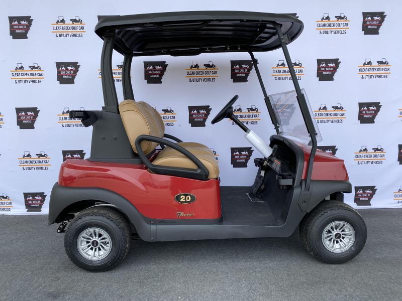 2020 Club Car Tempo Lithium Golf Cart