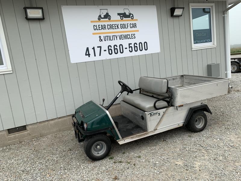 2014 Club Car Caryall Turf 2 Utility Vehicle Golf Cart