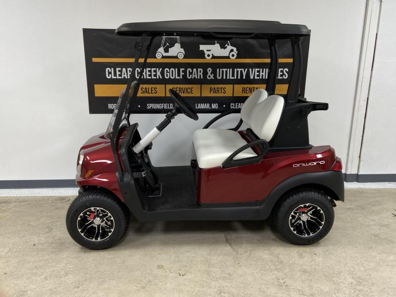 2021 Club Car Onward Lithium Ion Golf Cart