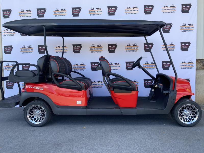 2021 Club Car Onward 6 Gas Golf Cart