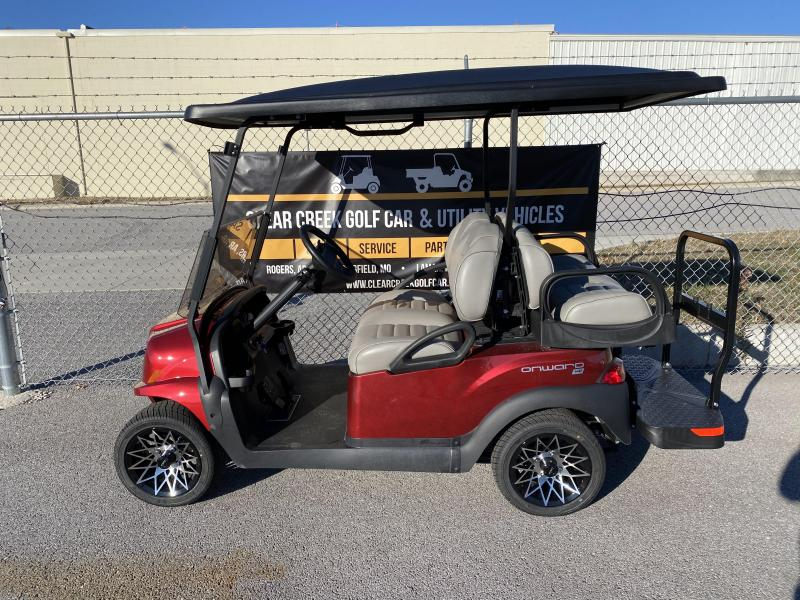 2020 Club Car Onward HP Golf Cart