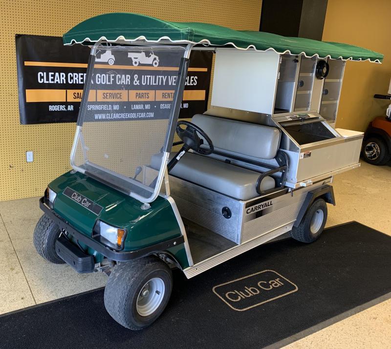 2013 Club Car Cafe Express Golf Cart