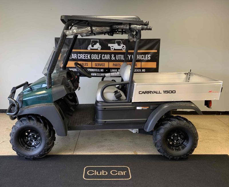 2020 Club Car Carryall 1500 Utility Side-by-Side (UTV)