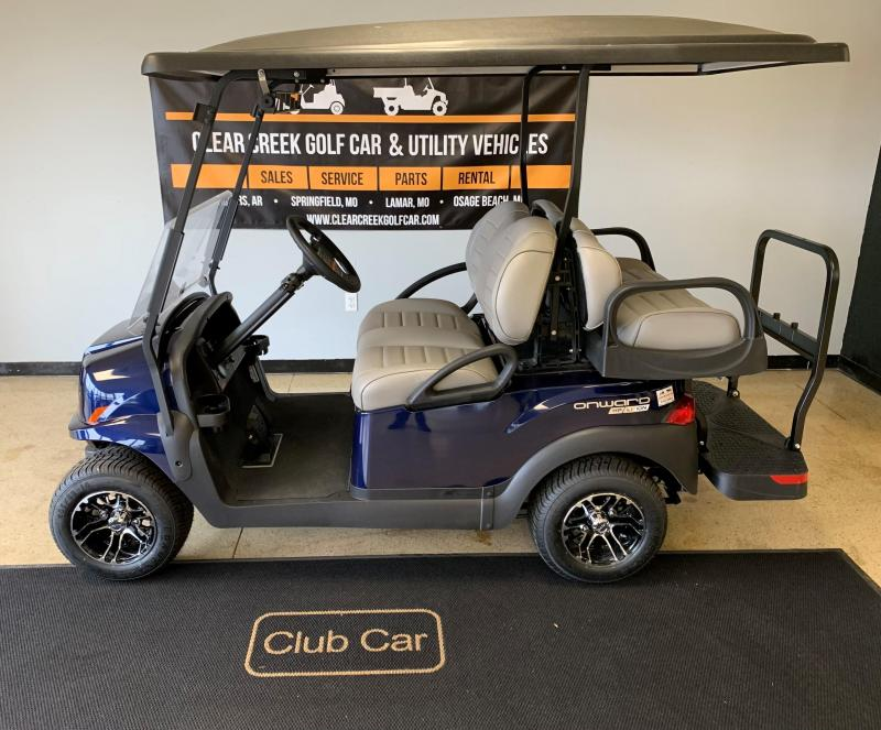 2021 Club Car Onward Golf Cart