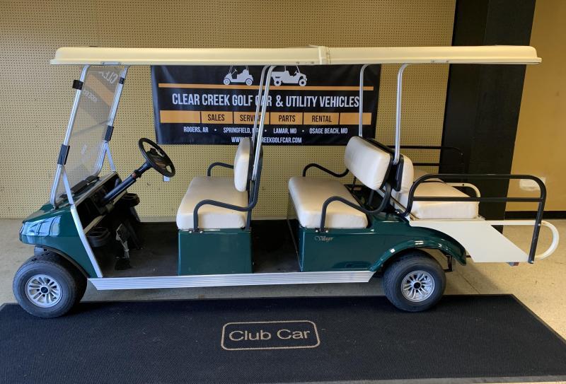 2018 Club Car Villager Golf Cart