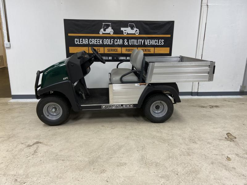 2020 Club Car Carryall 300 Golf Cart