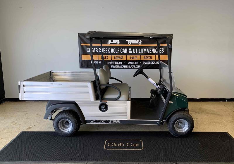 2021 Club Car Carryall 502 Utility Side-by-Side (UTV)