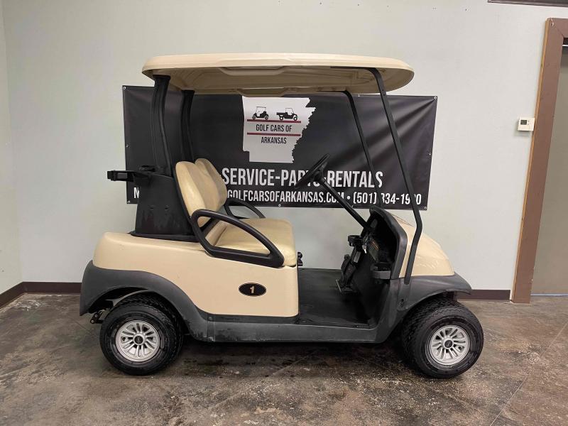 2017 Club Car Precedent i2 Gas Golf Cart