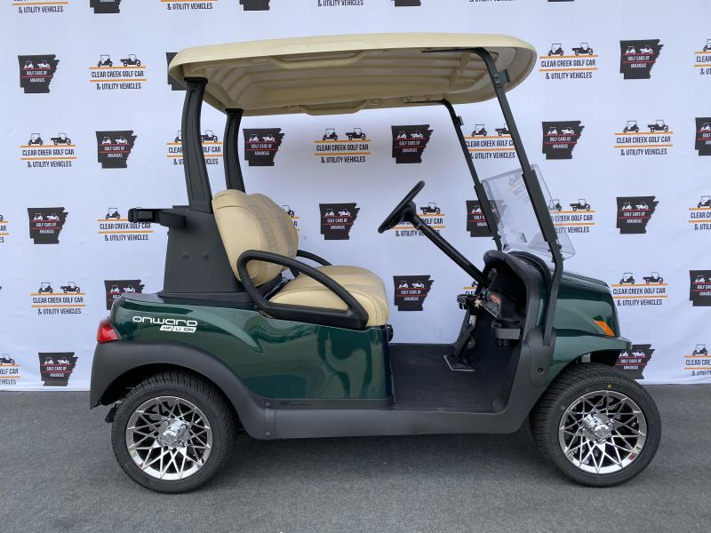 2021 Club Car Onward Lithium Golf Cart