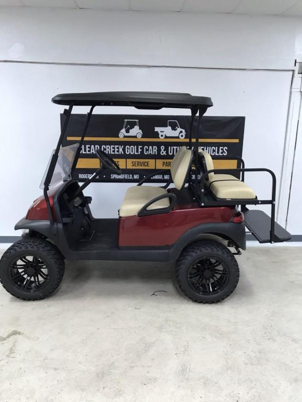 2016 Club Car Precedent lifted gas Golf Cart