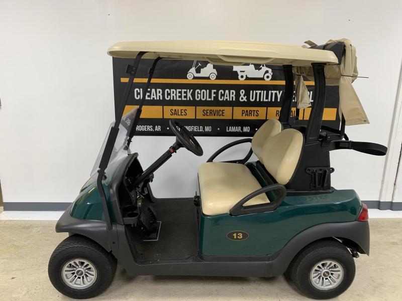 2017 Club Car Precedent Golf Cart Electric