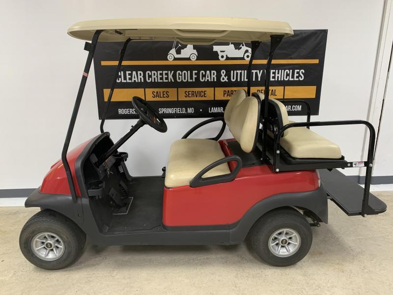 2014 Club Car Precedent Golf Cart Gas