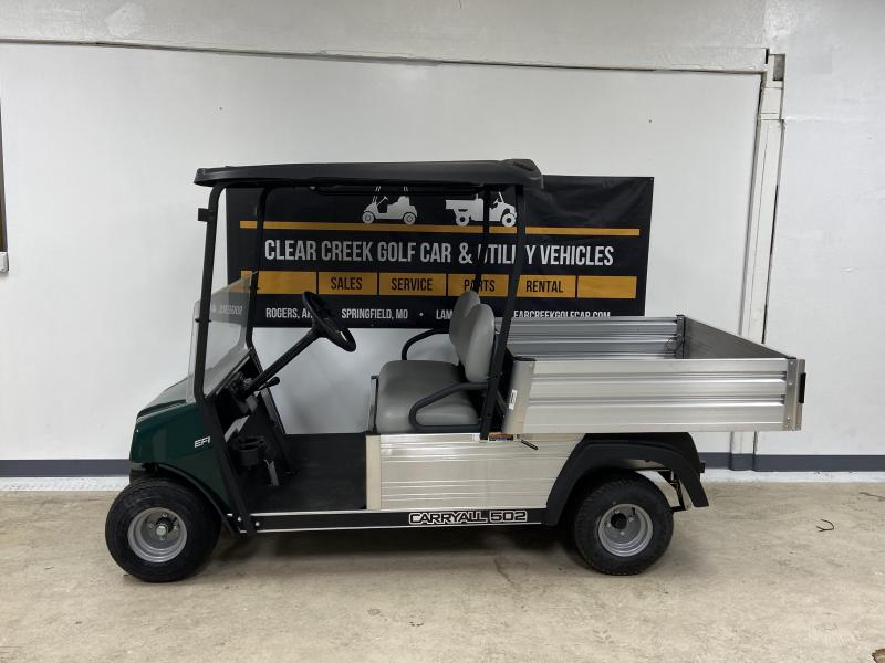 2020 Club Car Carryall 502 Golf Cart