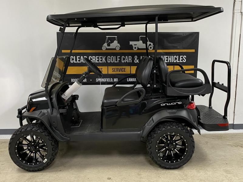 2021 Club Car Onward Electric Lifted Golf Cart