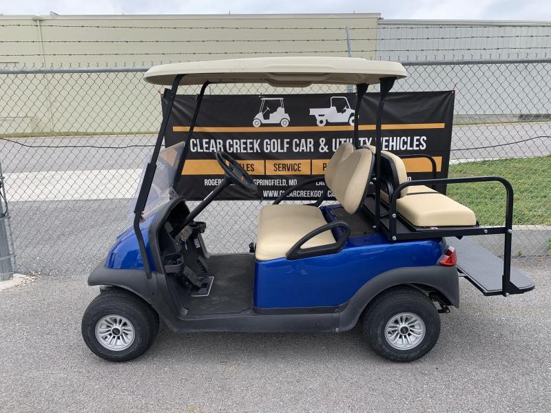 2017 Club Car Precedent Gas Golf Cart