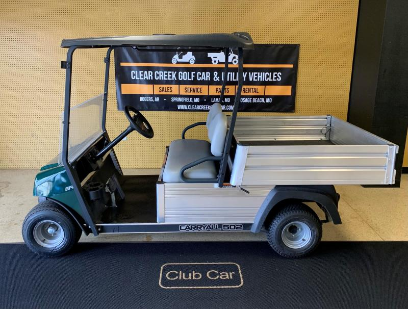 2020 Club Car Carryall 502 Utility