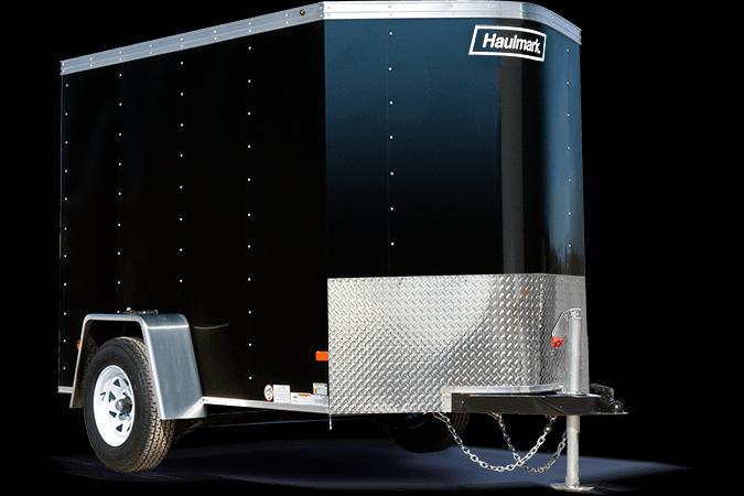 2018 Haulmark PPT5X10DS2 Enclosed Cargo Trailer
