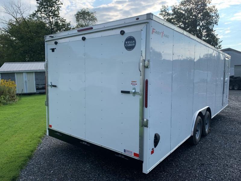 2022 Wells Cargo 8.5x24 FT Deluxe Enclosed