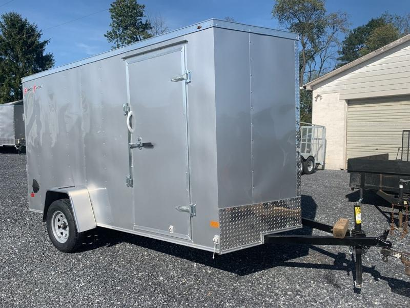 2022 Wells Cargo 6x12 Fast Trac Deluxe