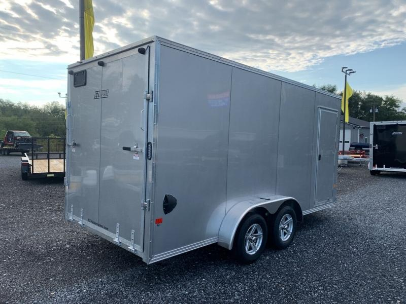 2022 EZ hauler 7x16 Enclosed