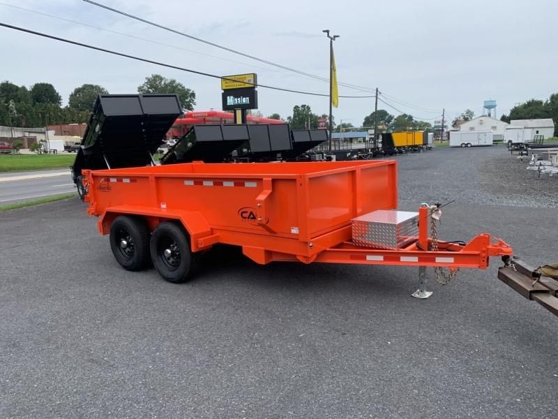 2022 Cam Superline 6x12 Dump Trailer