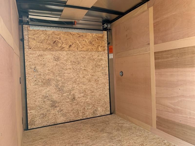 2022 Wells Cargo 6x12 Fast Trac Enclosed