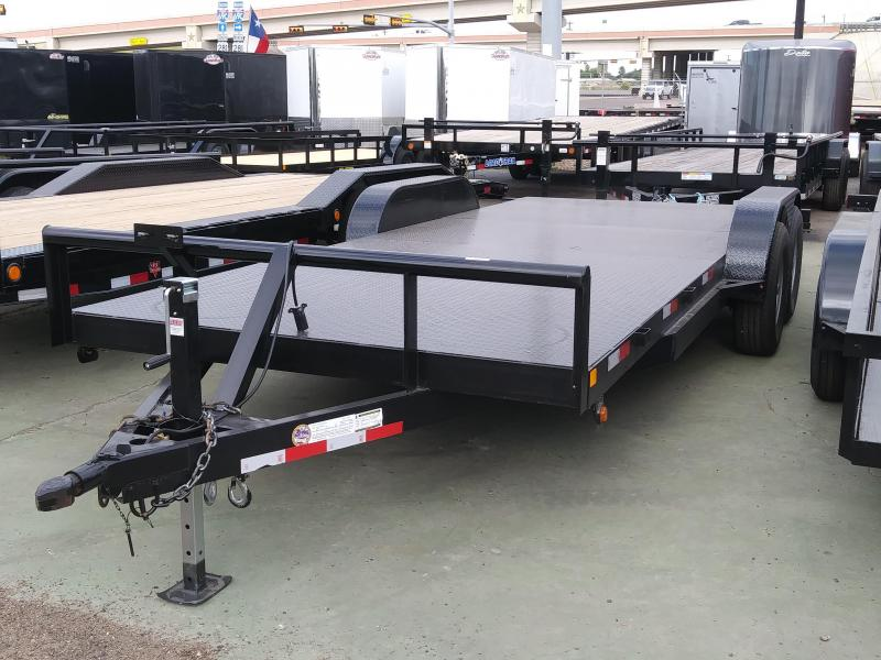 2020 MR VICTORS 83X20 CARHUALER TRAILER