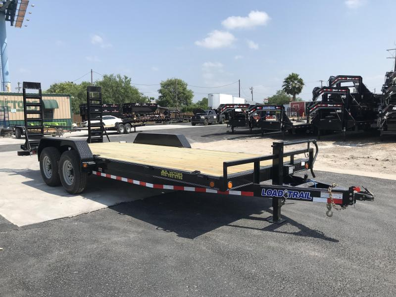 2021 Load Trail 83 x 20 Equipment Trailer