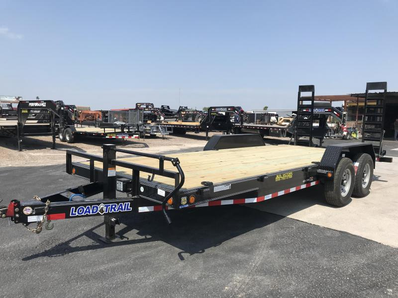 2020 Load Trail 83 x 20 Equipment Trailer
