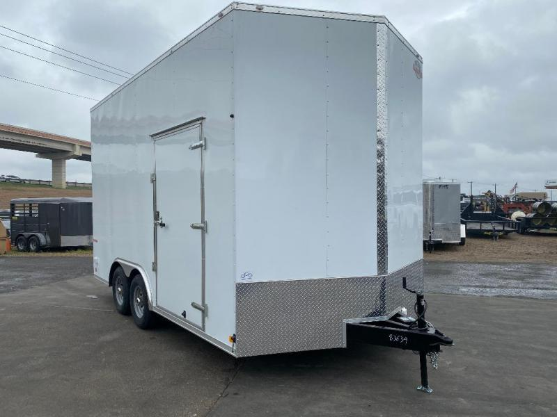 2021 Cargo Mate 8.5' X 16' Enclosed Cargo Trailer