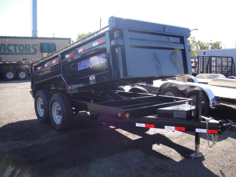 2020 LOADTRAIL 72X12 DUMP TRAILER