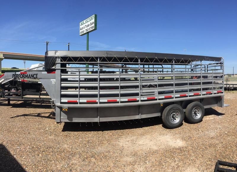2020 Performance Trailers Horse Trailer