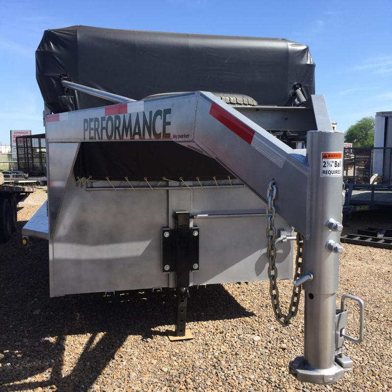2021 Performance Trailers Cattle