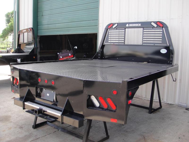 2016 BEDROCK SLATE SERIES 9X4 Truck Bed