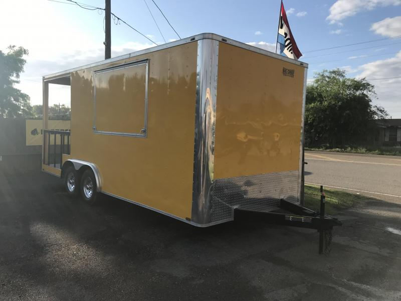2020 Lark 8.5 X 20 Vending / Concession Trailer