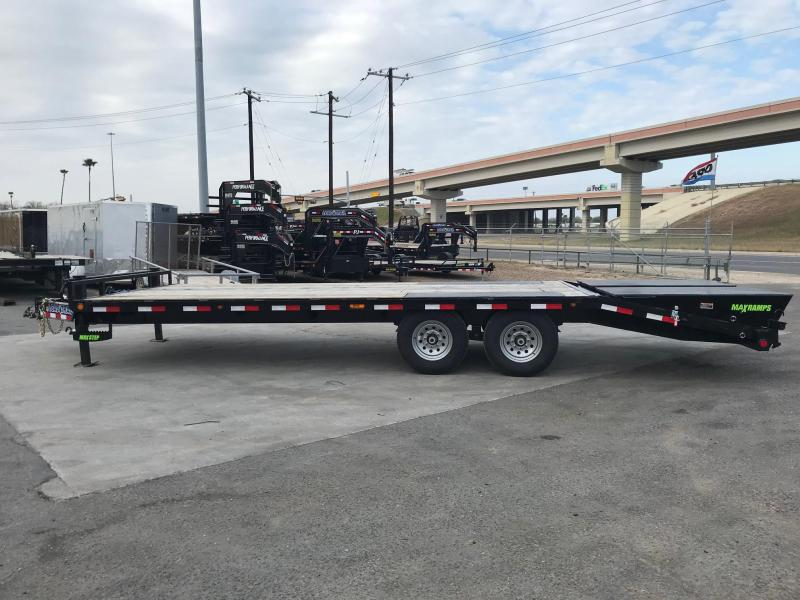 2021 Load Trail 102x24 Equipment Trailer