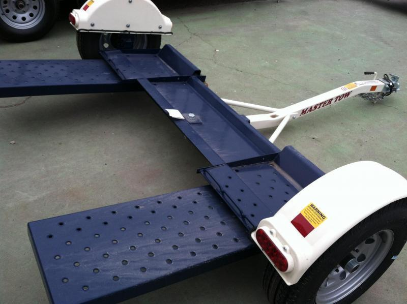 """2020 MASTER TOW 80"""" WIDE TOW DOLLY"""